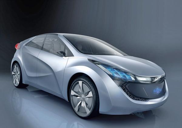 Гибрид Hyundai HND-4 Blue-Will пойдет в серию