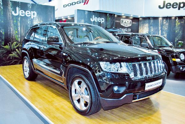SIA-2011: Jeep