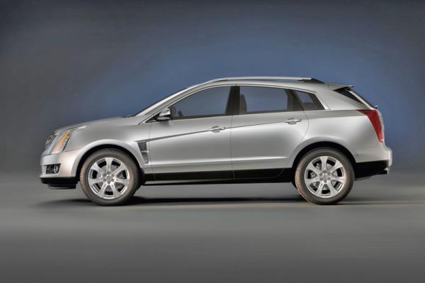 GM откажется от гибридного кроссовера Cadillac SRX