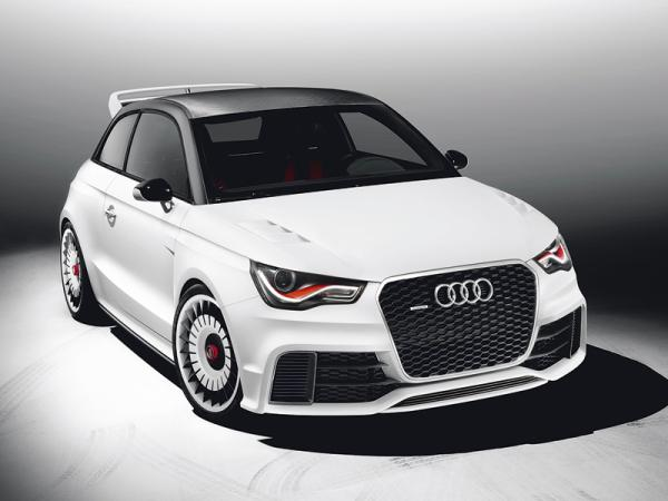 "Audi A1 clubsport quattro: компактный ""спортсмен"""