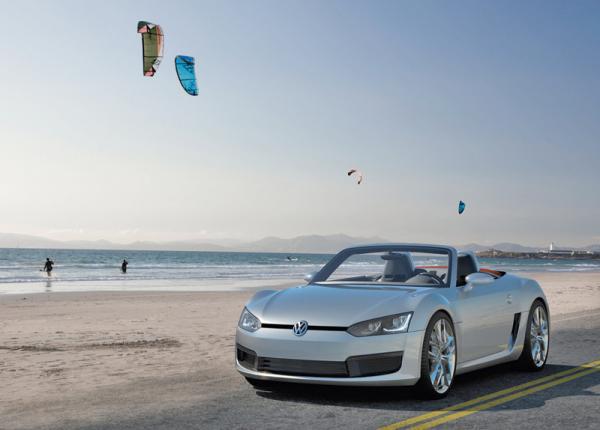 Volkswagen готовит три новых кабриолета
