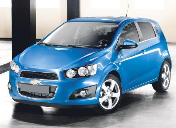 Chevrolet Aveo: новый уровень