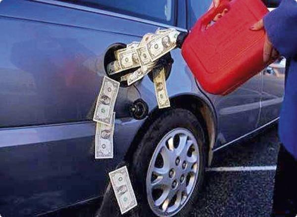 Бензин снова будет дорожать