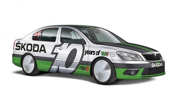 Skoda Octavia vRS стал самым быстрым автомобилем в модельном ряду