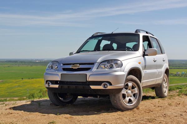 Продажи Chevrolet Niva вырастут в 1,5 раза