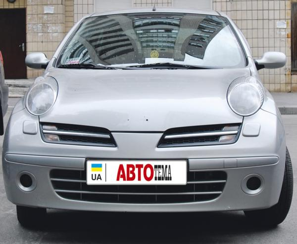 "Nissan Micra (2002-2010): популярный ""малыш"""
