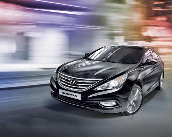 Hyundai Sonata обновили
