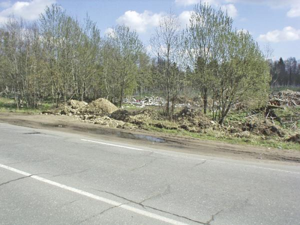 На Херсонщине начнут штрафовать водителей, мусорящих на обочинах