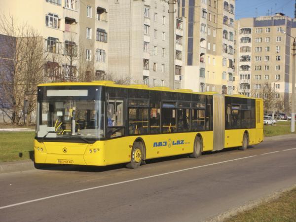В Киеве закупят общественный транспорт