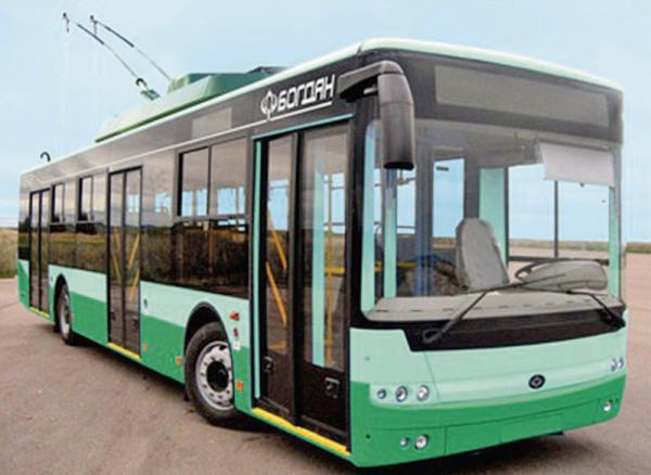 Автобусы Богдан завоевывают Крым