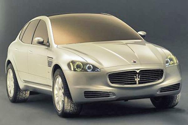 Maserati уже в сентябре этого года представит свой вседорожник