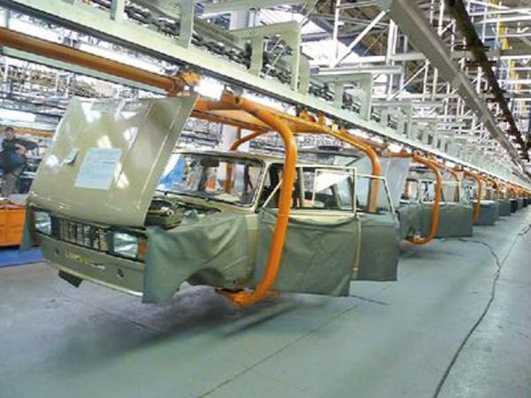 Украинские предприятия производят 90 процентов зарубежной сборки АвтоВАЗа