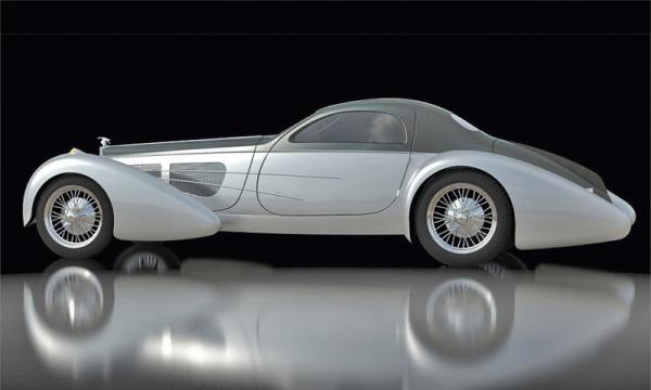 Американцы возродили автомобиль Delahaye Bella Figura Type 57S