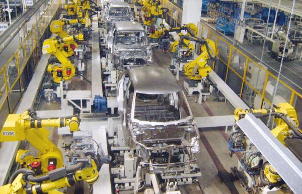 В Украине выросло производство автомобилей на 27,6 процентов