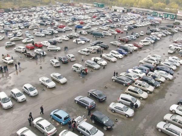 В Украине увеличились продажи автомобилей на 36,4 процента