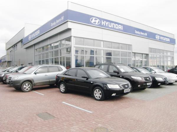 Продажи автомобилей Hyundai выросли на 65 процентов