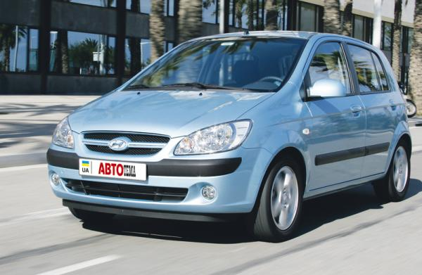 Hyundai Getz (2002-2010): бюджетно и со вкусом