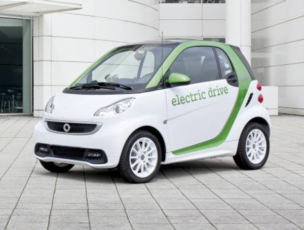 Smart Fortw: новый миниэлектрокар появится весной следующего года