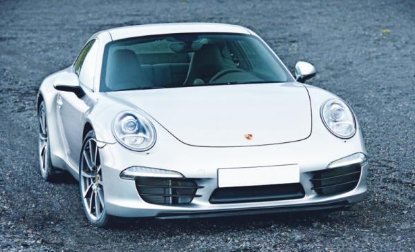 Porsche 911: первые фото