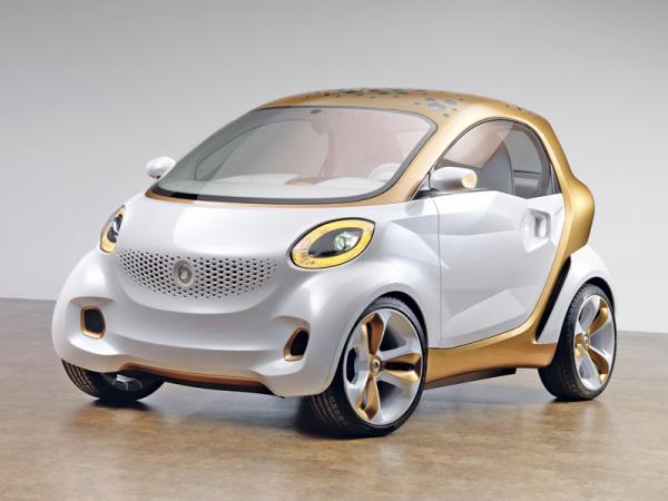 Smart Forvision: прототип новой модели