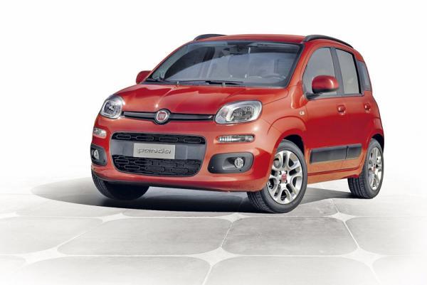 Франкфуртский автосалон-2011: Fiat
