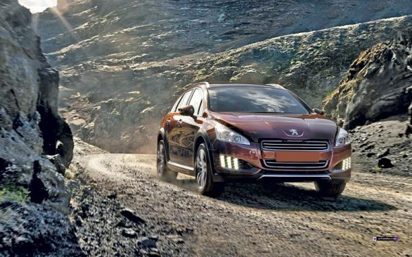 Франкфуртский автосалон-2011: Peugeot
