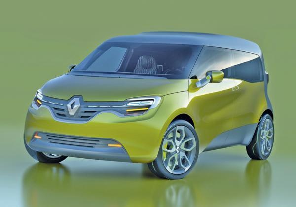 Франкфуртский автосалон-2011: Renault