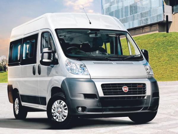Fiat Ducato: модернизация