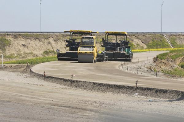 Украинские дороги готовят к Евро-2012