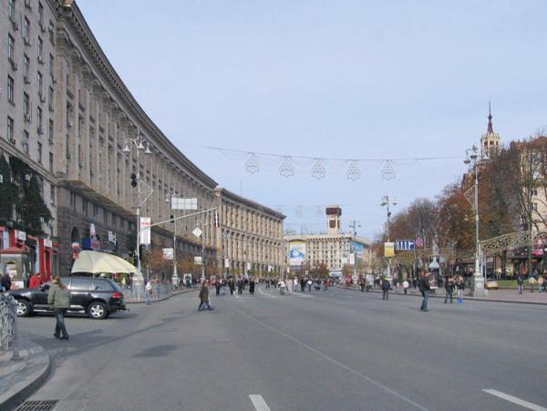 Одностороннее движение будет еще на 16 улицах Киева