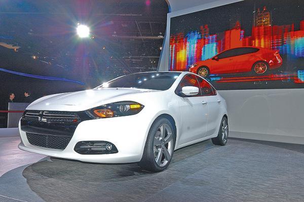 Детройтский автосалон-2011: Dodge