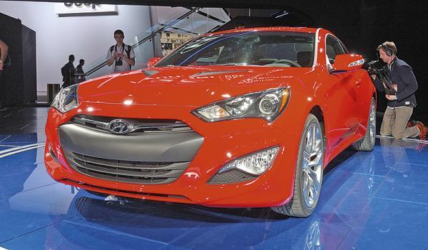 Детройтский автосалон-2011: Hyundai