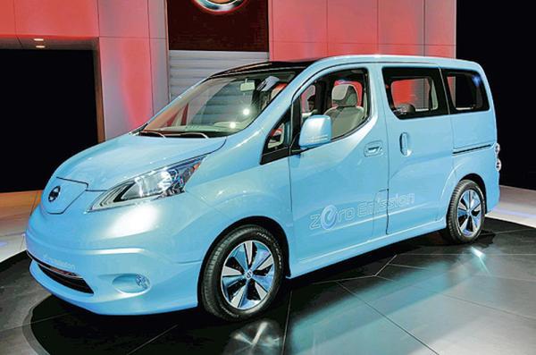 Детройтский автосалон-2011: Nissan