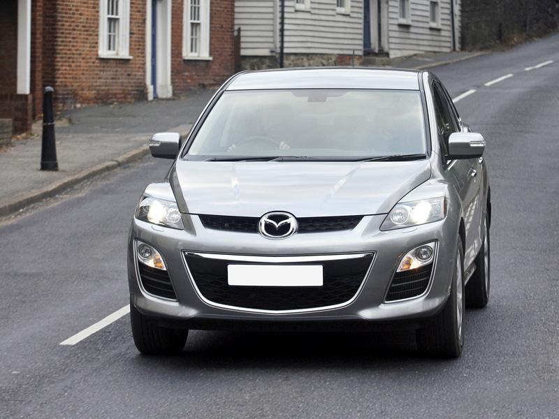 Mazda CX-7, Subaru Forester и Volkswagen Tiguan: сила турбонаддува