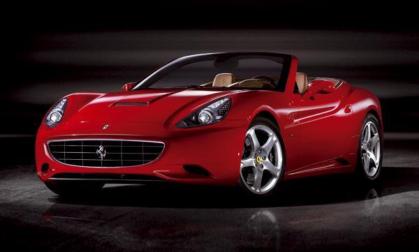 Ferrari California: верность традициям плюс новые технологии