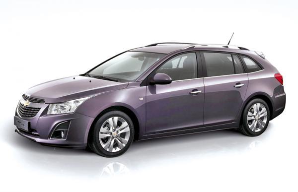 Женевская весна-2012: Chevrolet