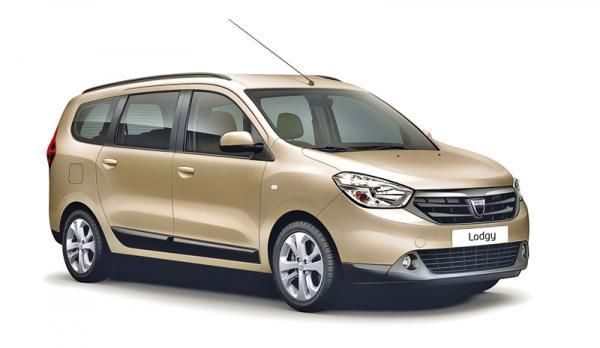 Женевская весна-2012: Dacia