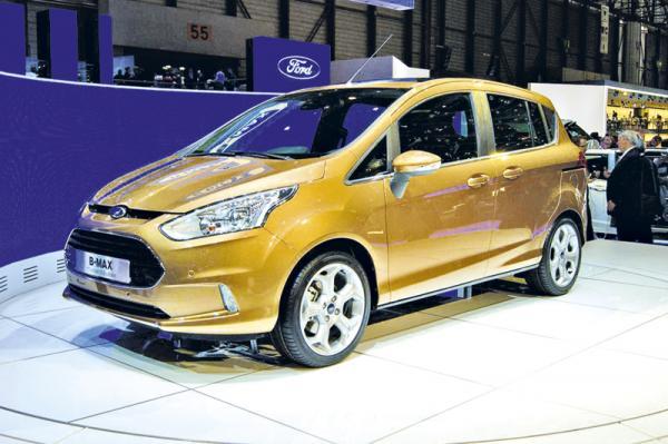 Женевская весна-2012: Ford