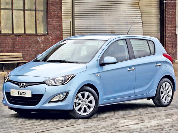 Женевская весна-2012: Hyundai