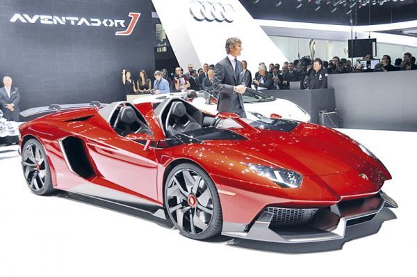 Женевская весна-2012: Lamborghini