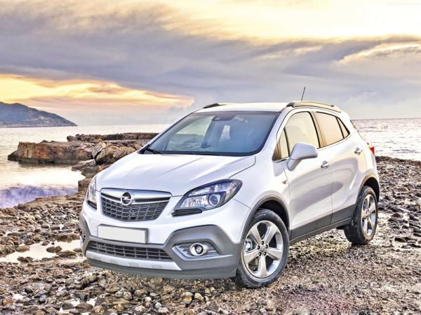 Женевская весна-2012: Opel