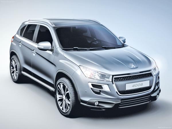 Женевская весна-2012: Peugeot