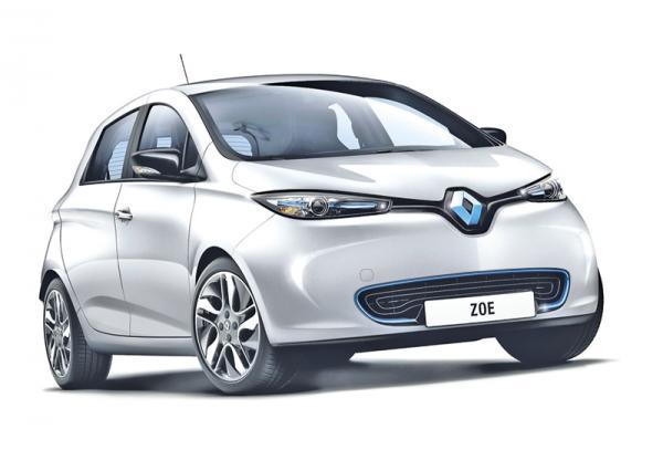 Женевская весна-2012: Renault