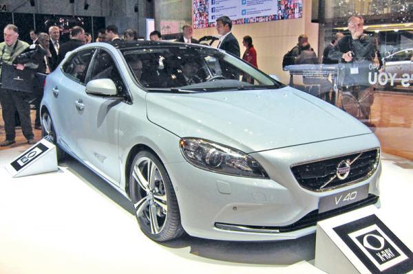 Женевская весна-2012: Volvo