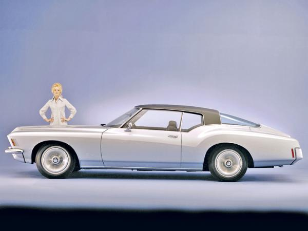 Buick Riviera 1971 получил антипробуксовочную систему MaxTrac