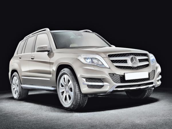 Mercedes-Benz GLK: освежение