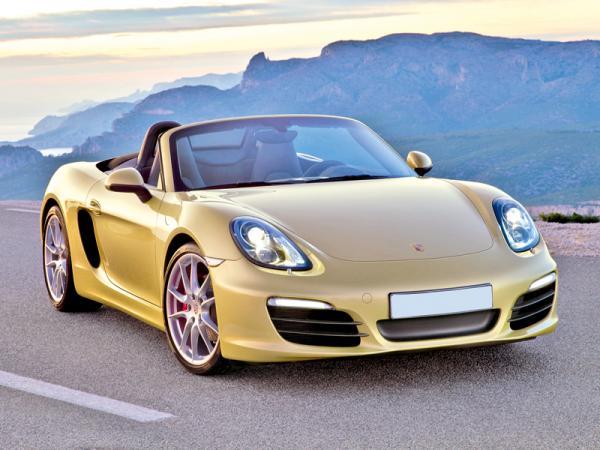 Porsche Boxster: легче, быстрее, экономичнее