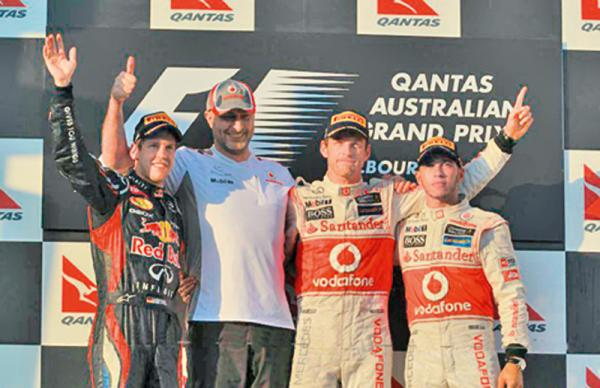F1: Веселые старты Чемпионат мира-2012 начался с неожиданностей!