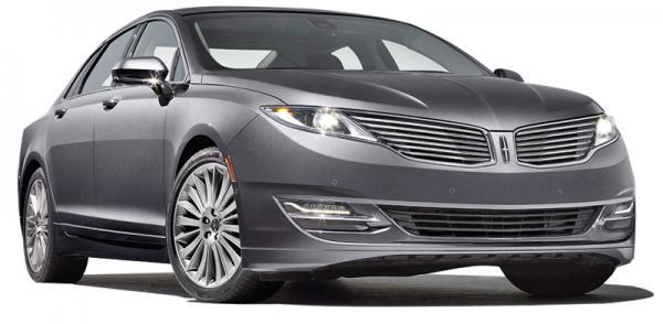 Lincoln MKZ:  смена поколений