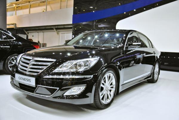 Sia-2012: Hyundai